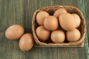 eggs in a basket - strong estate marketing