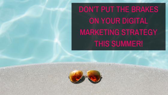 Sunglasses at pool